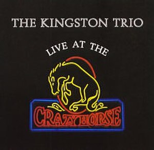 Live at the Crazy Horse - Image: Live at the Crazy Horse