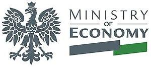 Ministry of Economy (Poland) - Image: Logo mg RP