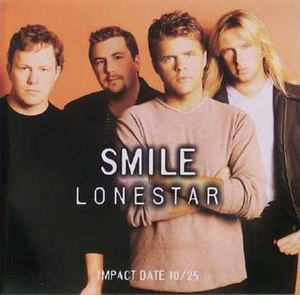 Smile (Lonestar song) - Image: Lonestar Smile