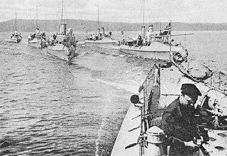 HNoMS Lyn (1882) - Image: Lyn class torpedoboats