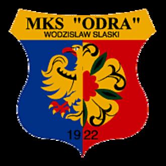 Odra Wodzisław - Image: MKS Odra Wodzislaw