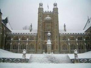 Giles Foden - Malvern College