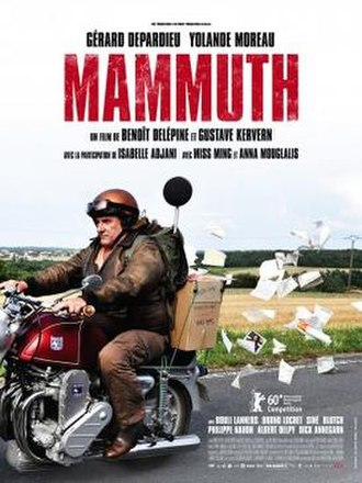 Mammuth - Film poster