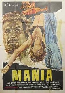 <i>Mania</i> (1974 film)