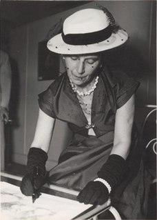Marie Rambert dancer and teacher, founder of Ballet Rambert