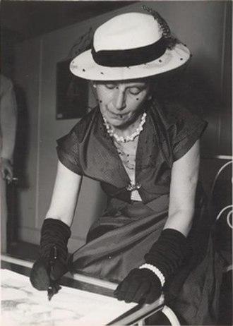 Marie Rambert - Marie Rambert in 1948