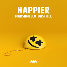 Happier Marshmello And Bastille Song Wikipedia