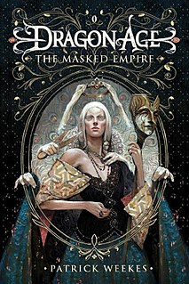 <i>Dragon Age: The Masked Empire</i>