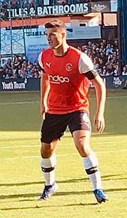 Matty Pearson English association football player