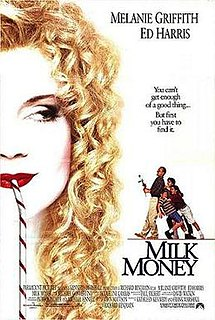 <i>Milk Money</i> (film) 1994 film by Richard Benjamin