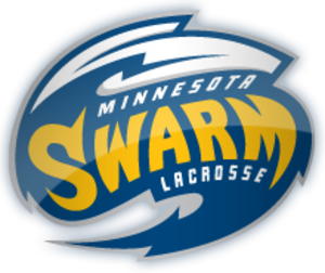 Minnesota Swarm - Image: Minnesota Swarm Logo