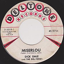 Miserlou - Dick Dale single.jpg
