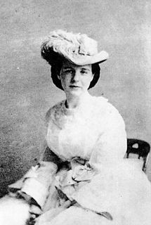Martha Bulloch Roosevelt American socialite and mother of President Theodore Roosevelt
