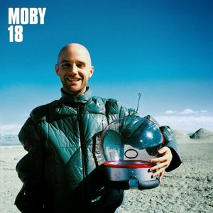 18 (Moby album) - Image: Moby 18album