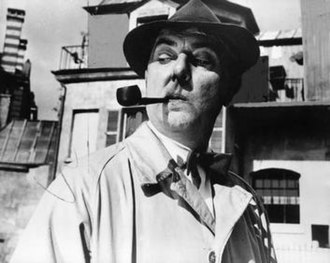 Mon Oncle - Tati as M. Hulot