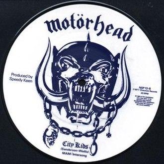 Motorhead (Motörhead song) - Image: Motorhead (song) A