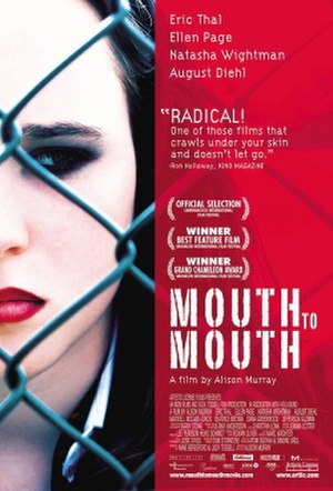 Mouth to Mouth (2005 British film) - Movie poster