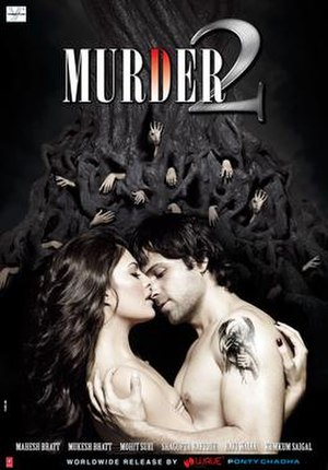 Murder 2 - Theatrical release poster