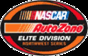 NASCAR AutoZone Elite Division, Northwest Series - Image: NASCAR Auto Zone Elite Division, Northwest Series (logo)