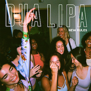 New Rules (song) - Image: New Rules (Official Single Cover) by Dua Lipa