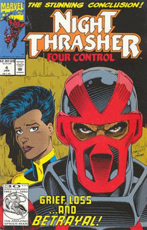 Night Thrasher (Dwayne Taylor) - Image: Nightthrasherfc