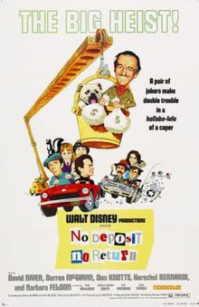 No Deposit, No Return FilmPoster.jpeg