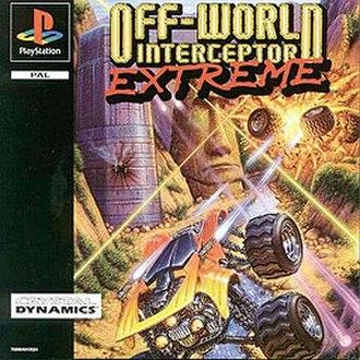 Off-World Interceptor - Image: Off World Interceptor