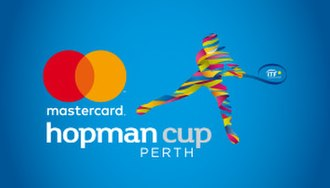 Hopman Cup - Image: Official 2018 Hopman Cup Logo