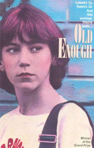 Old Enough - VHS cover