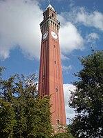 Joseph Chamberlain Memorial Clock Tower (Old Joe Tower)