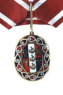 Order of New Zealand organization; order of chivalry of New Zealand