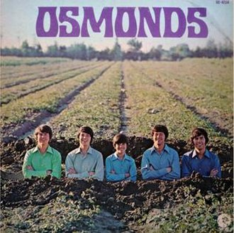 Osmonds (album) - Image: Osmondsalbum'70