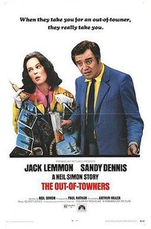 The Out-of-Towners (1970 film)