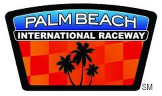 Palm Beach International Raceway - Image: PBIR logo