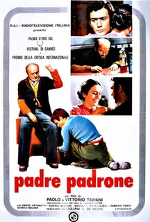 <i>Padre Padrone</i> 1977 Italian drama film directed by Paolo and Vittorio Taviani