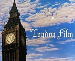London Films - The London Films Logo from Laurence Olivier's Richard III (1955).