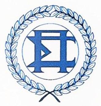Peiraikos Syndesmos - Image: Peiraikos Syndesmos logo