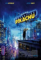 Picture of a movie: Pokémon Detective Pikachu