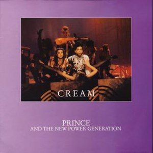 Cream (Prince song) - Image: Prince Cream