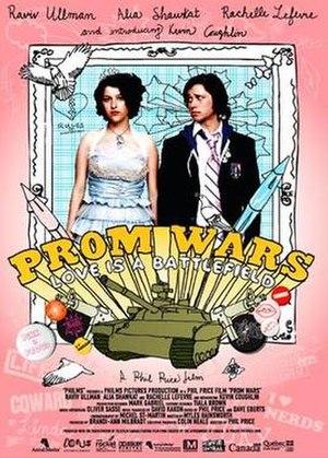 Raviv Ullman - Image: Prom Wars