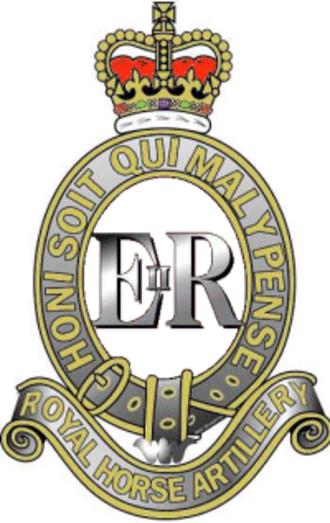 Royal Horse Artillery - Cypher of the Royal Horse Artillery