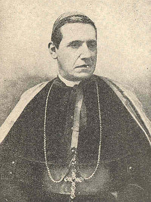 Mariano Rampolla - Rampolla around 1895 as Secretary of  State under Pope Leo XIII
