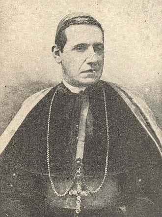 Mariano Rampolla - Rampolla around 1895 as Secretary of  State under Pope Leo XIII
