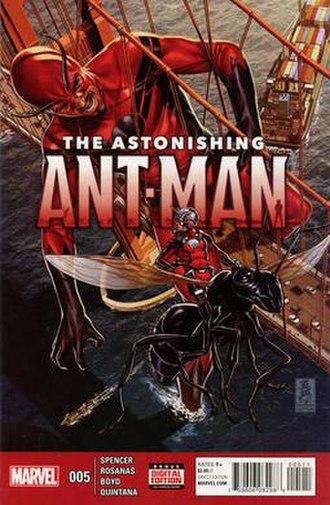 Giant-Man - Image: Razmalhotra