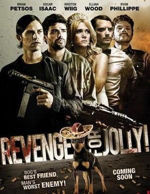 Revenge for Jolly! - Teaser poster