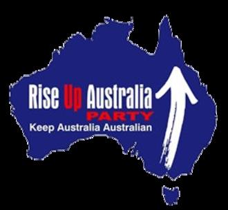 Rise Up Australia Party - Image: Rise Up Australia Party Logo
