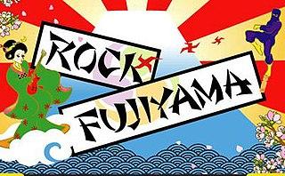 <i>Rock Fujiyama</i>