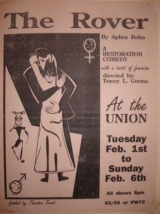 Union Theatre (Peterborough) - Image: Rover Feb 94
