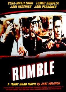 <i>Rumble</i> (2002 film)