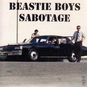 Sabotage (song) - Image: Sabotage single